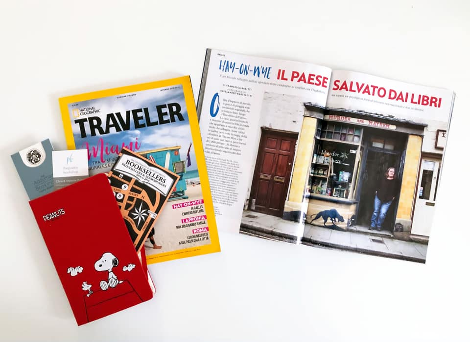 National Geographic Traveler - Hay-on-Wye