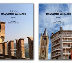 """""""L'ultima sera"""" pubblicato nella raccolta """"Racconti Emiliani"""" edita da Historica Edizioni"""