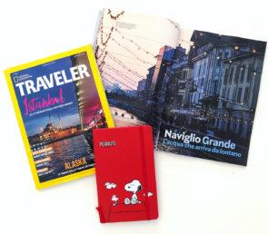 Su National Geographic Traveler: Naviglio Grande, l'acqua che arriva da lontano